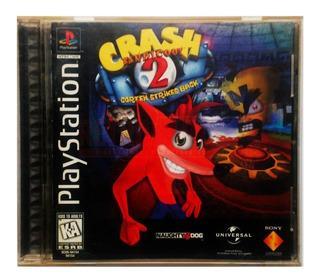 Crash Bandicoot 2 Ps1 Envio Gratis