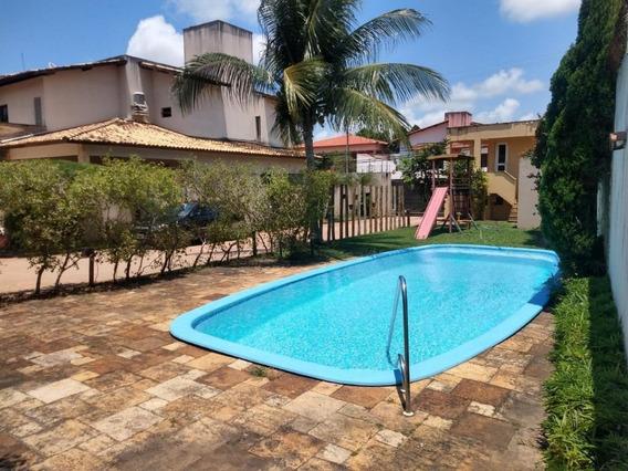 Casa Em Candelária, Natal/rn De 285m² 4 Quartos À Venda Por R$ 900.000,00 - Ca297338
