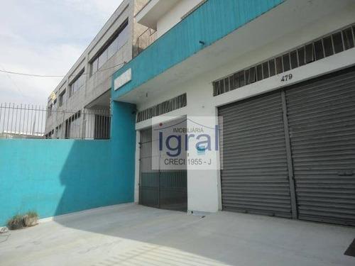 Imagem 1 de 17 de Prédio, 324 M² - Venda Por R$ 1.500.000,00 Ou Aluguel Por R$ 12.000,00/mês - Jardim Oriental - São Paulo/sp - Pr0038