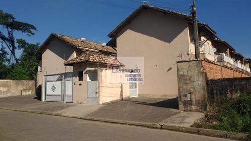 Imagem 1 de 15 de Casa Para Venda Em Mongaguá, Balneário Itaguaí, 2 Dormitórios, 2 Suítes, 1 Banheiro, 1 Vaga - 572_1-1160157