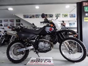 Suzuki Dr650 Negra 2011