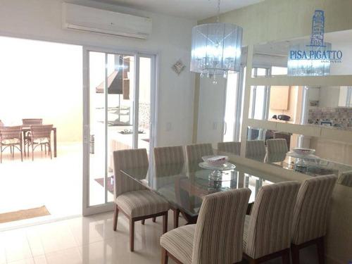 Casa À Venda, 160 M² Por R$ 765.000,00 - Morumbi - Paulínia/sp - Ca2021