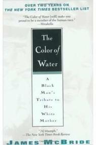 Livro The Color Of Water James Mc Bride