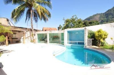 Casa Com 5 Dormitórios À Venda, 650 M² Por R$ 3.500.000 - Barra Da Tijuca - Rio De Janeiro/rj - Ca0061