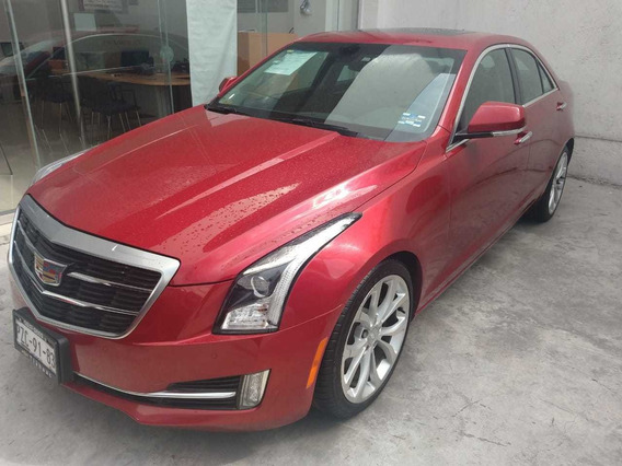 Cadillac Ats 2.0 Premium At 2016