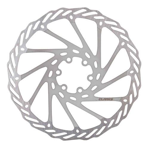 Disco Rotor Clarks 180 Mm Para Bicicletas