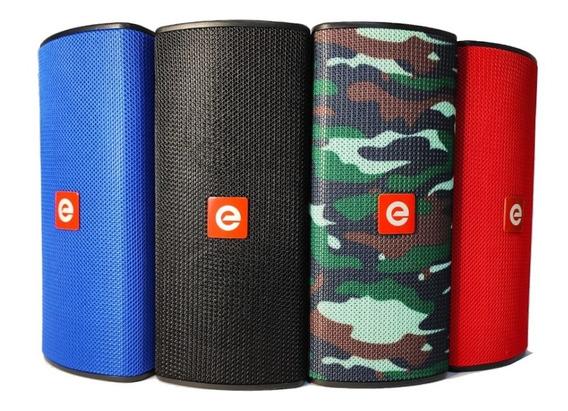 Caixa De Som Amplificada Via Bluetooth Fm Usb T&g Original