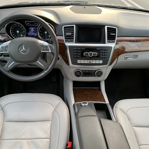 Mercedes-benz Clase M Americana