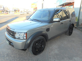 Land Rover Discovery 4 2.7 S 2011