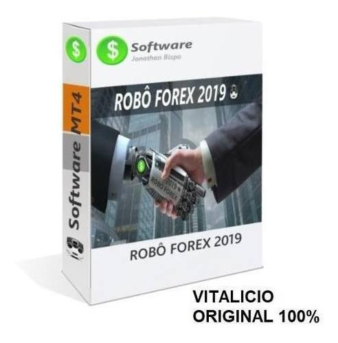Robo Forex Jbl Robo 2019 Vitalicio + Brinde Robô R20