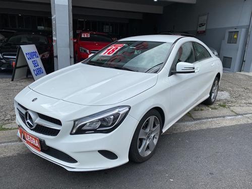 Mercedes Benz Cla-180  1.6 16v 122cv Aut.  2018