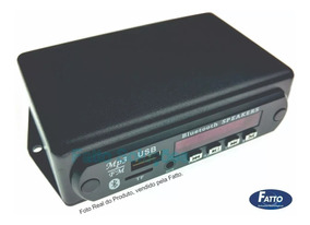 Montado Decoder Leitor Mp3 Usb Caixa Ativa Bluetooth C5