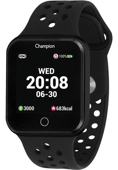 Relógio Smartwatch Champion Bluetooth 4.0 Original Cores