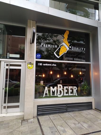 Vendo Fondo De Comercio Bar Cervecería En Nueva Córdoba