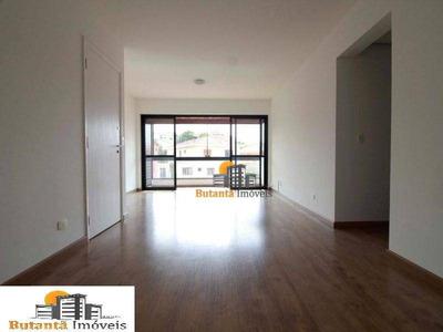 Apartamento Com 3 Dormitórios Para Alugar, 110 M² Por R$ 2.200/mês - Jardim Leonor - São Paulo/sp - Ap5575