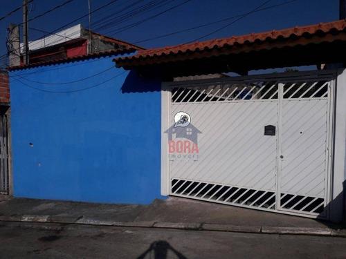 Casa Residencial À Venda, Moinho, Mairiporã. - Ca0191