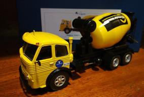Caminhões De Outros Tempos- Pegaso 3060 L-hormigonera