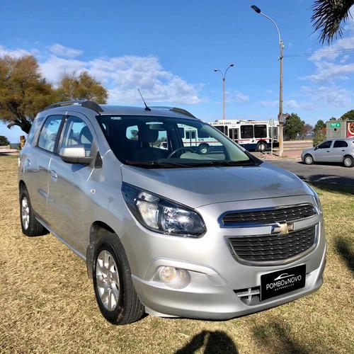 Chevrolet Spin Ltz 1.8 Automática 7 Plazas Financio Permuto