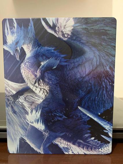 Monster Hunter Master Edition Ps4 Stellbook Limited