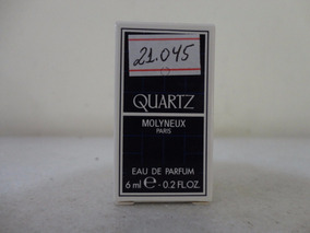 #21045 - Mini Perfume Molyneux - Quartz!!!