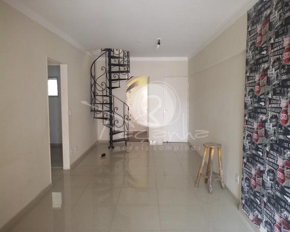 Cobertura Para Venda No Bosque Em Campinas - Imobiliária Em Campinas - Ap02425 - 32770917