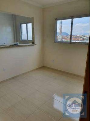 Imagem 1 de 20 de Apartamento Com 1 Dormitório À Venda, 37 M² Por R$ 163.000,00 - Cidade Naútica - São Vicente/sp - Ap5738