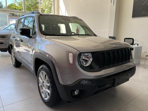 Jeep Renegade 1.8 Sport Man