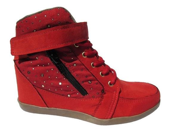 Tênis Feminino Sneaker Salto ! Barato Preço De Fábrica