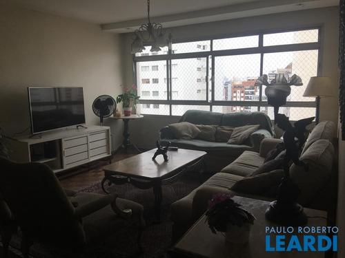Imagem 1 de 11 de Apartamento - Moema Pássaros  - Sp - 635310