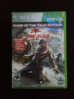 Dead Island Game Of The Year Goty