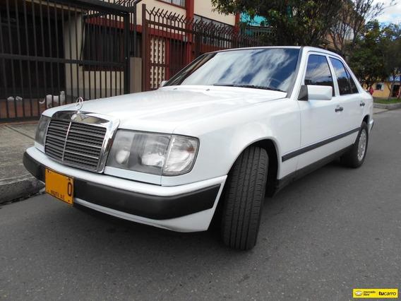 Mercedes Benz Clase E 200 W-124