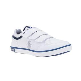 Bonitos Tenis Blancos Comodos De Niño -abc909