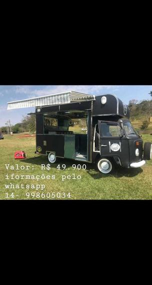 Volkswagen Kombi Food Truck Volkswagen Kombi