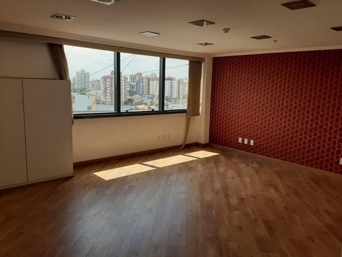 Sala Para Alugar, 34 M² Por R$ 1.100,00/mês - Paraíso - Santo André/sp - Sa0235