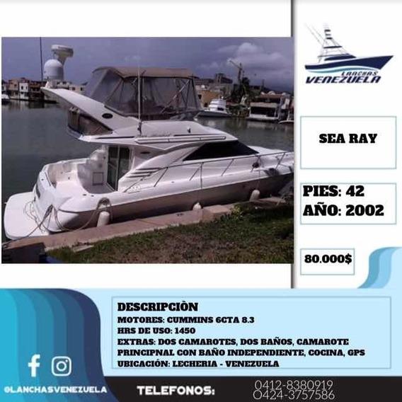 Yate Sea Ray 42 Lv258