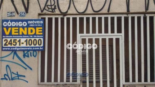 Imagem 1 de 9 de Terreno À Venda, 139 M² Por R$ 350.000,00 - Jardim Vila Galvão - Guarulhos/sp - Te0040