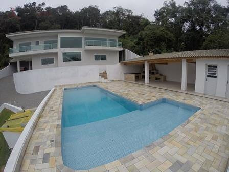 Sobrado Residencial À Venda, No Alpes De Caieiras. - So0360