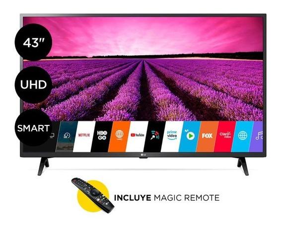 Tv Lg Ultra Hd 43 Smart Tv Ai 43um7100