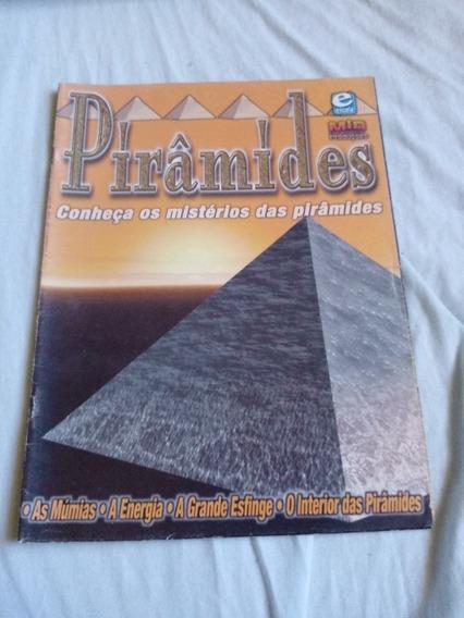Revista Pirâmides Conheça Os Mistérios Das Pirâmides.