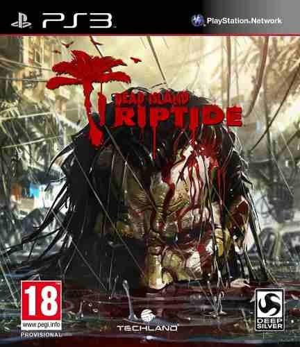 Jogo Dead Island Riptide Ps3 Play 3 - #frete Grátis #