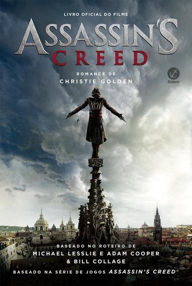 Livro Assassins Creed - Livro Oficial Do Filme