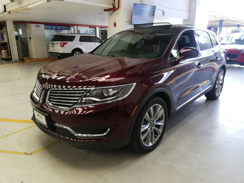 Lincoln Mkx Reserve 2.7 T 2017