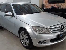 Mercedes-benz C 200 Cgi Touring Avantgarde 1.8 16v 184
