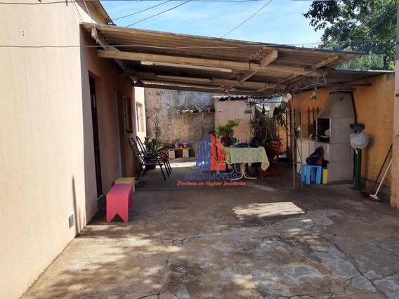 Casa Com 1 Dormitório À Venda, 270 M² Por R$ 380.000 - Jardim Esmeralda - Santa Bárbara D