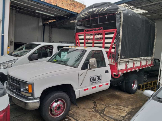 Chevrolet Cheyenne Estacas