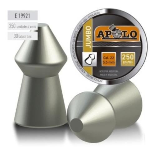 Chumbo Apolo Jumbo 5.5mm