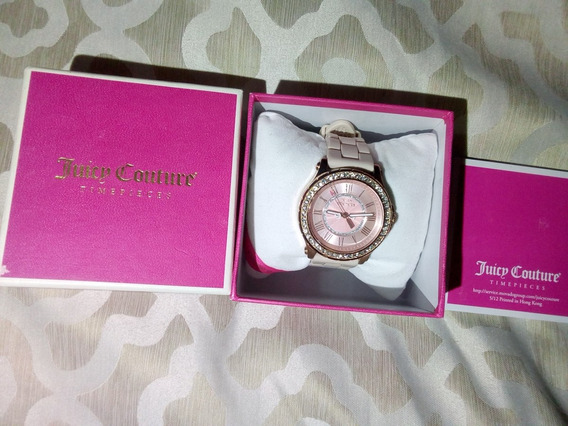 Hermoso Reloj De Mujer Juicy Couture