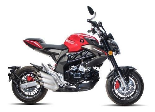 Gilera Gx1 125cc Base Motozuni