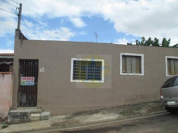 Casa Residencial À Venda, Jardim Alvinópolis, Atibaia - Ca1439. - Ca1439