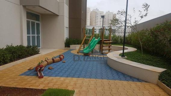 Apartamento Com 3 Dormitórios À Venda, 78 M² Por R$ 420.000 - São Bernardo - Campinas/sp - Ap17633